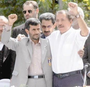 Ortega saluda aniversario de revolución de Irán