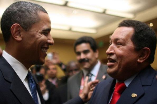 Chavez-y-obama